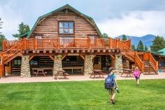 Chuckwagon Lodge Exterior